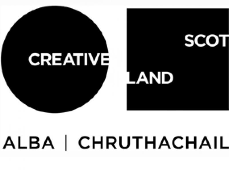 Creative Scotland logo