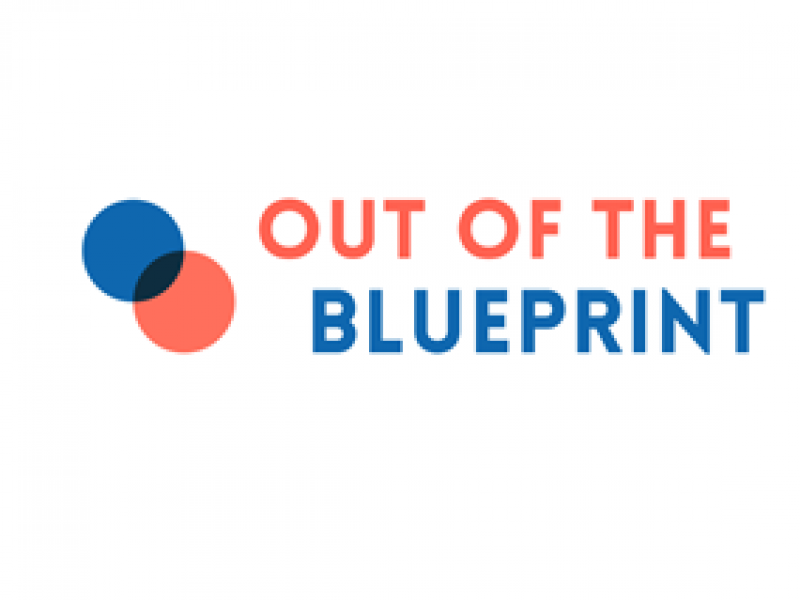 Out of the Blueprint logo